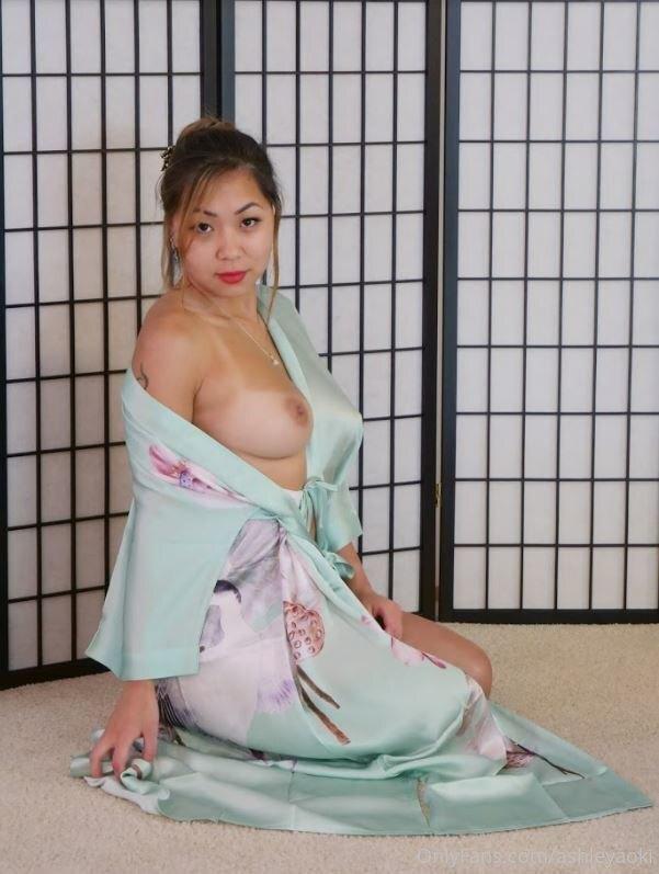 Ashley Aoki, Ashleyaoki, Onlyfans Leaks 0007