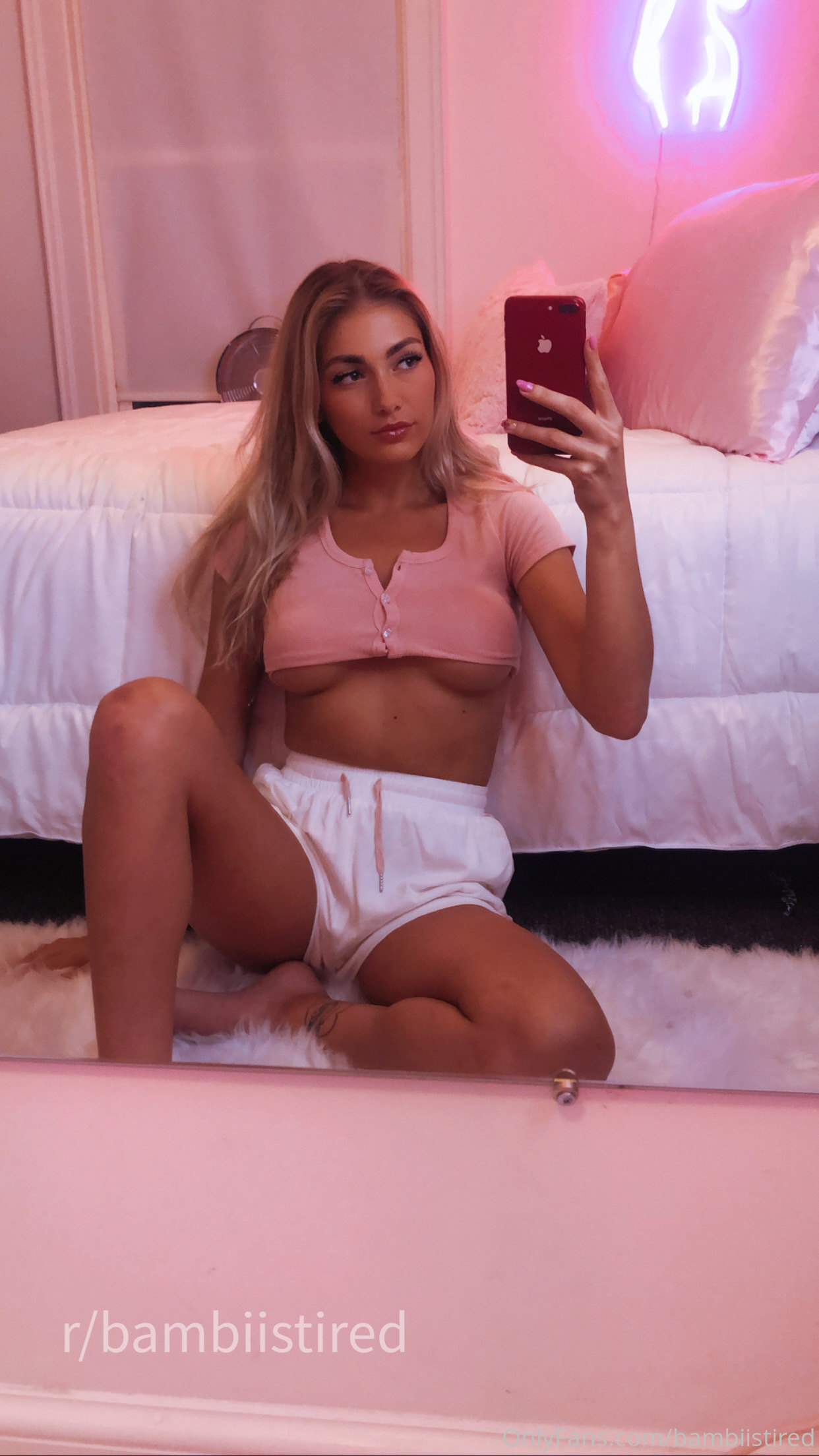 Bambiistired Onlyfans 0150