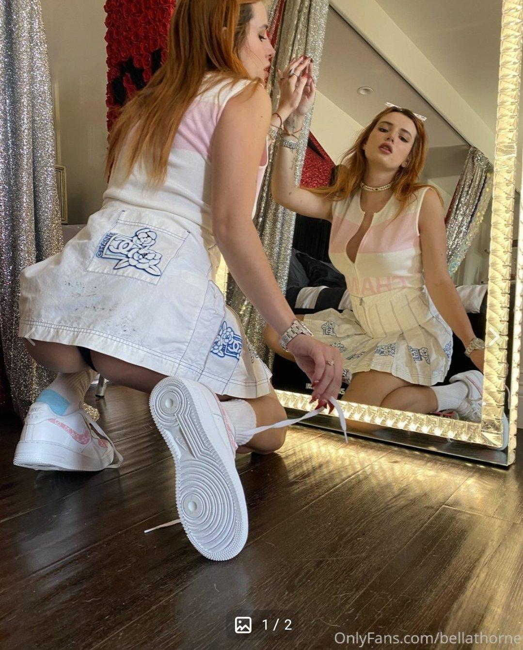 Bella Thorne Bellathorne Onlyfans Nude Leaks 0010