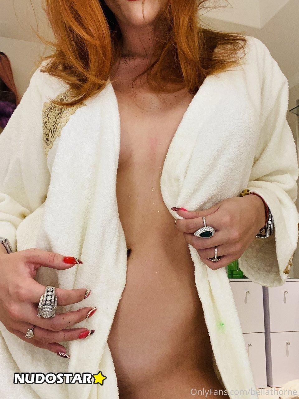 Bella Thorne Bellathorne Onlyfans Nude Leaks 0024