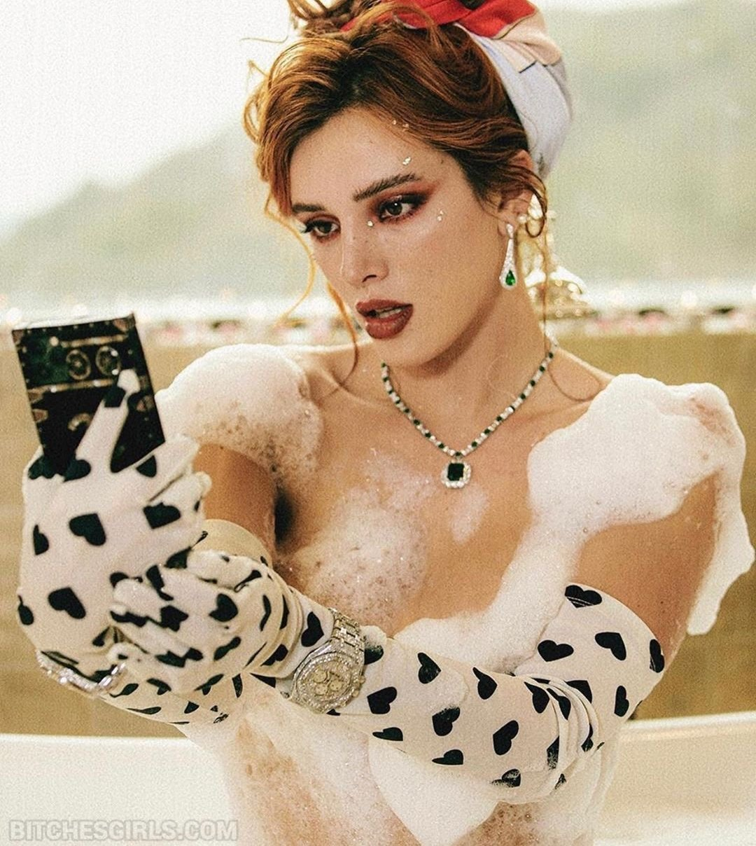 Bella Thorne Bellathorne Onlyfans Nude Leaks 0027