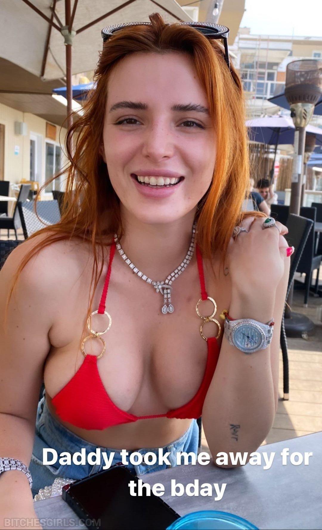 Bella Thorne Bellathorne Onlyfans Nude Leaks 0029