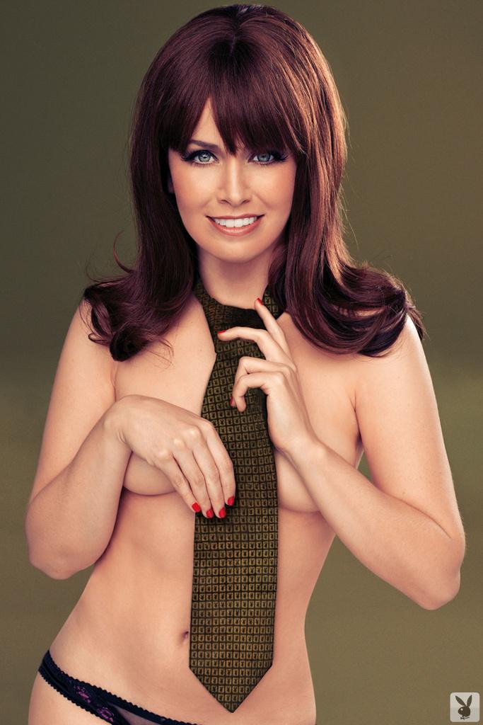 Crista Flanagan Nude On Playboy Plus! (1)