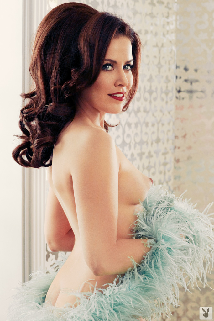 Crista Flanagan Nude On Playboy Plus! (11)