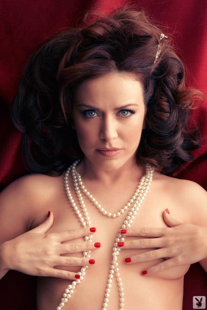 Crista Flanagan Nude On Playboy Plus! (16)