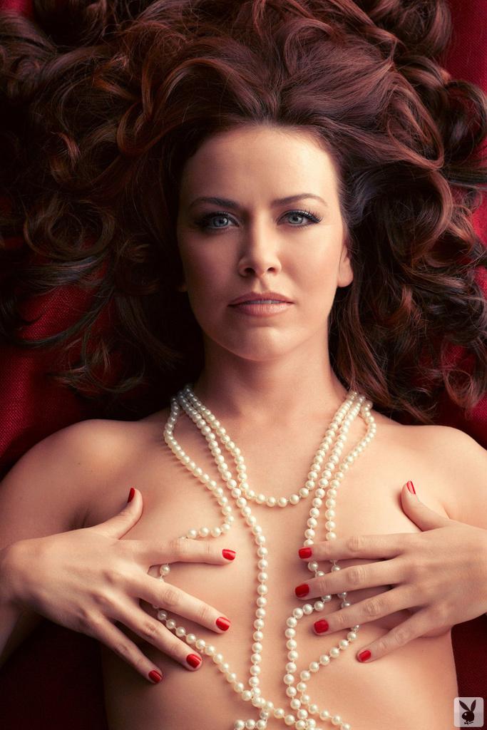 Crista Flanagan Nude On Playboy Plus! (17)