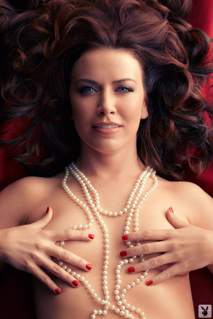 Crista Flanagan Nude On Playboy Plus! (18)