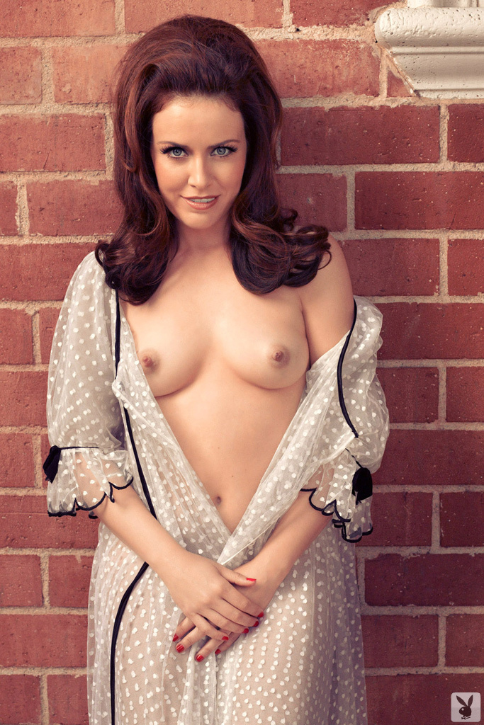 Crista Flanagan Nude On Playboy Plus! (20)