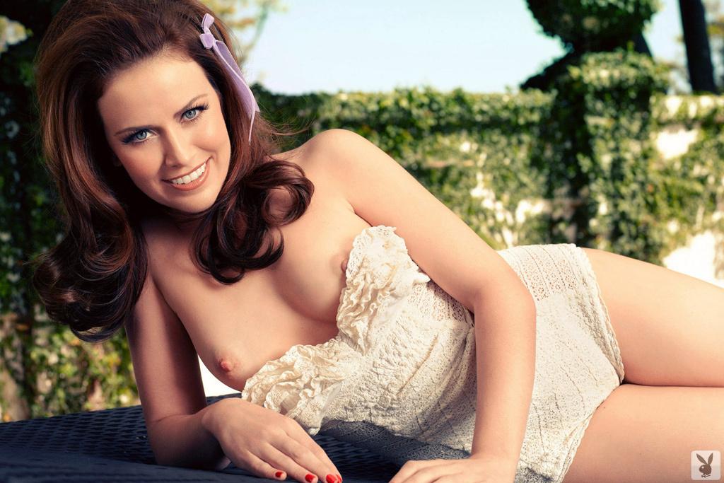 Crista Flanagan Nude On Playboy Plus! (8)