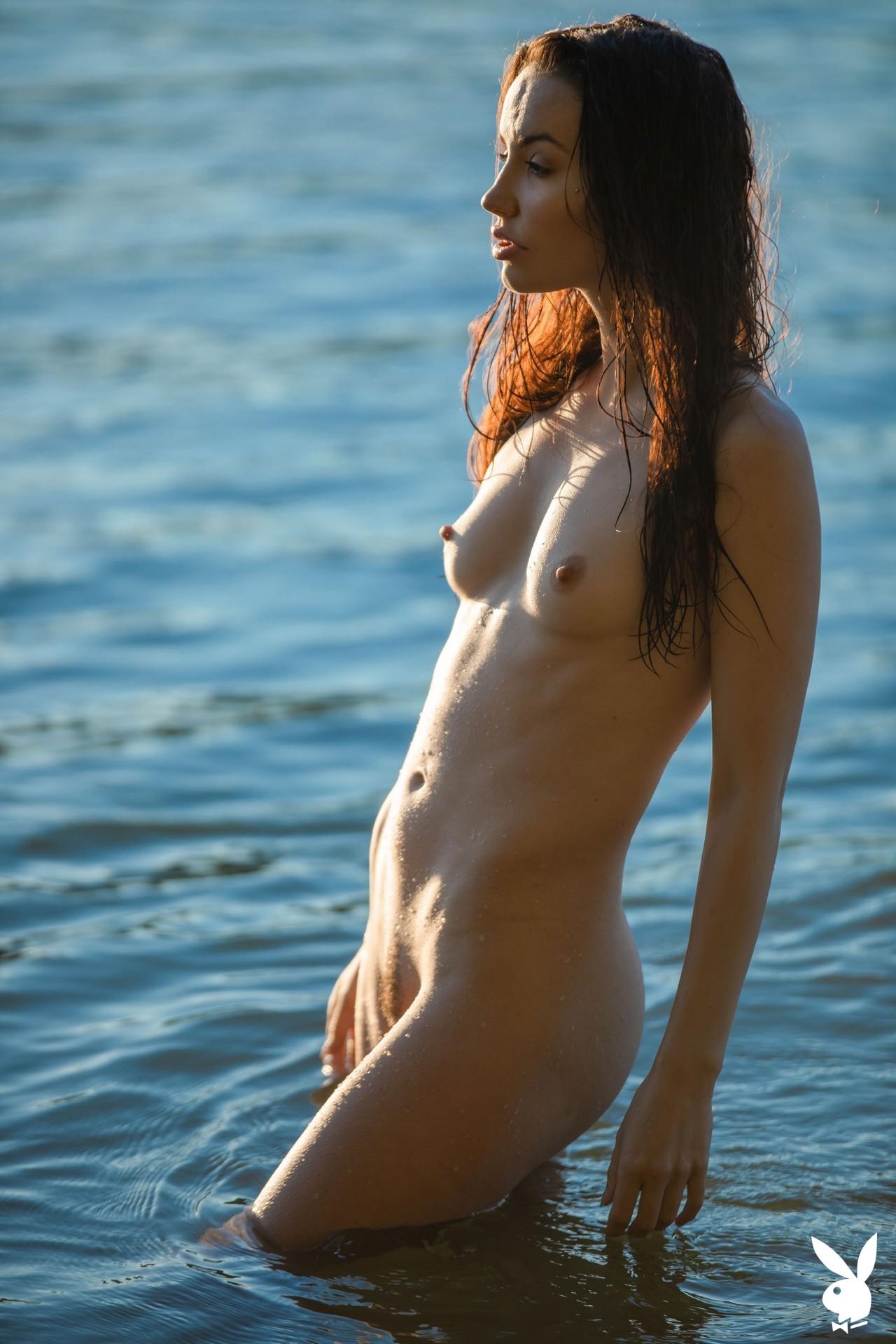 Elilith Noir In Sundown Escape Playboy Plus (17)