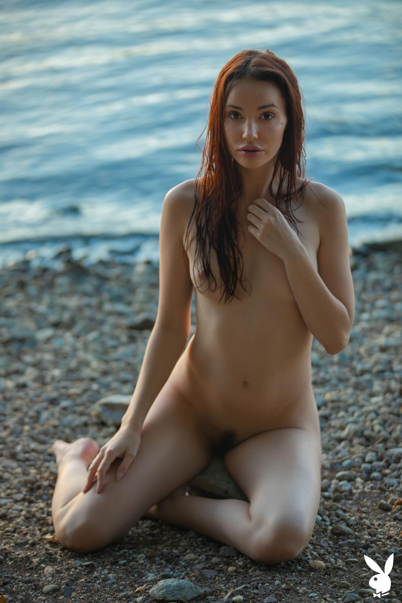 Elilith Noir In Sundown Escape Playboy Plus (22)