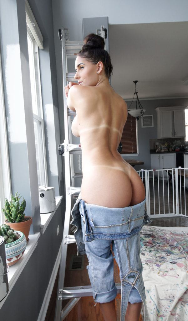 Florina Fitness Nude Onlyfans Leaked 0024