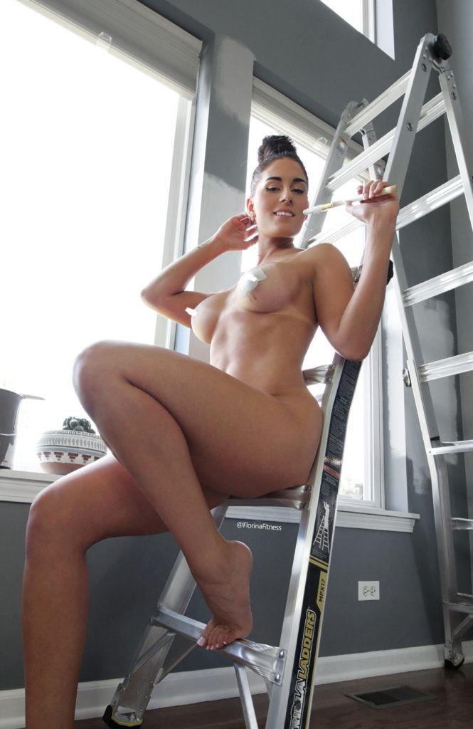 Florina Fitness Nude Onlyfans Leaked 0026