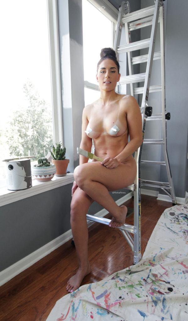Florina Fitness Nude Onlyfans Leaked 0027