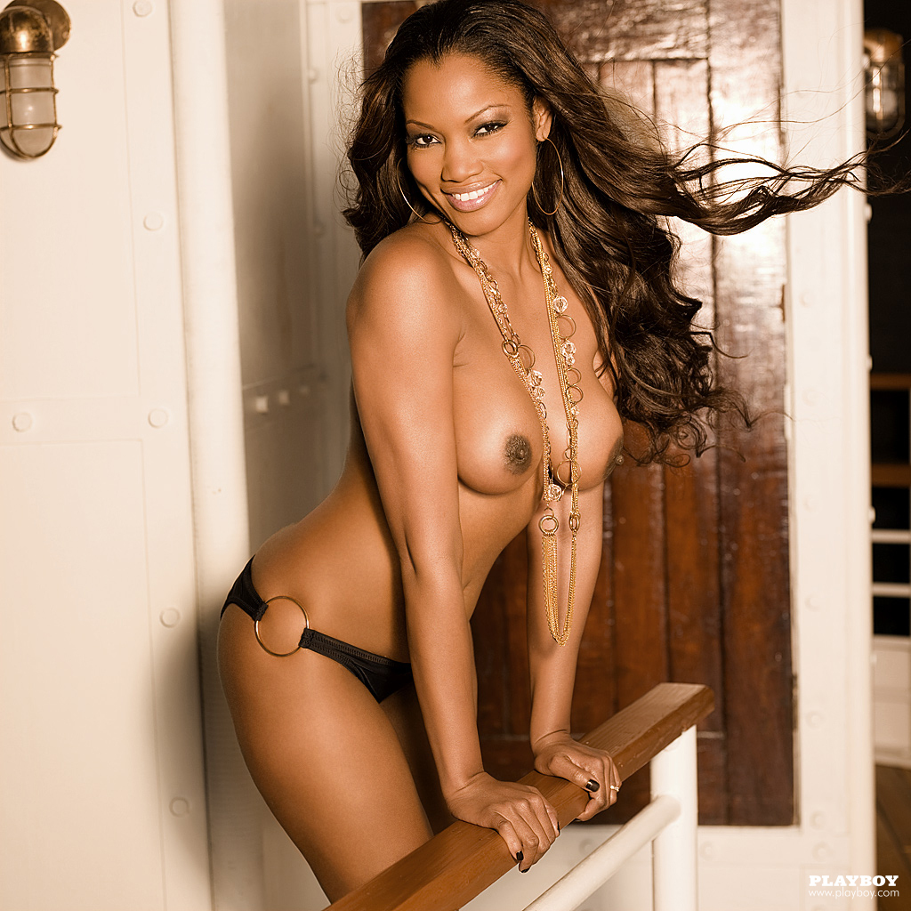 Garcelle Beauvais Nilon Playboy Plus (12)