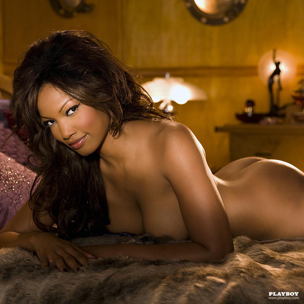 Garcelle Beauvais Nilon Playboy Plus (15)