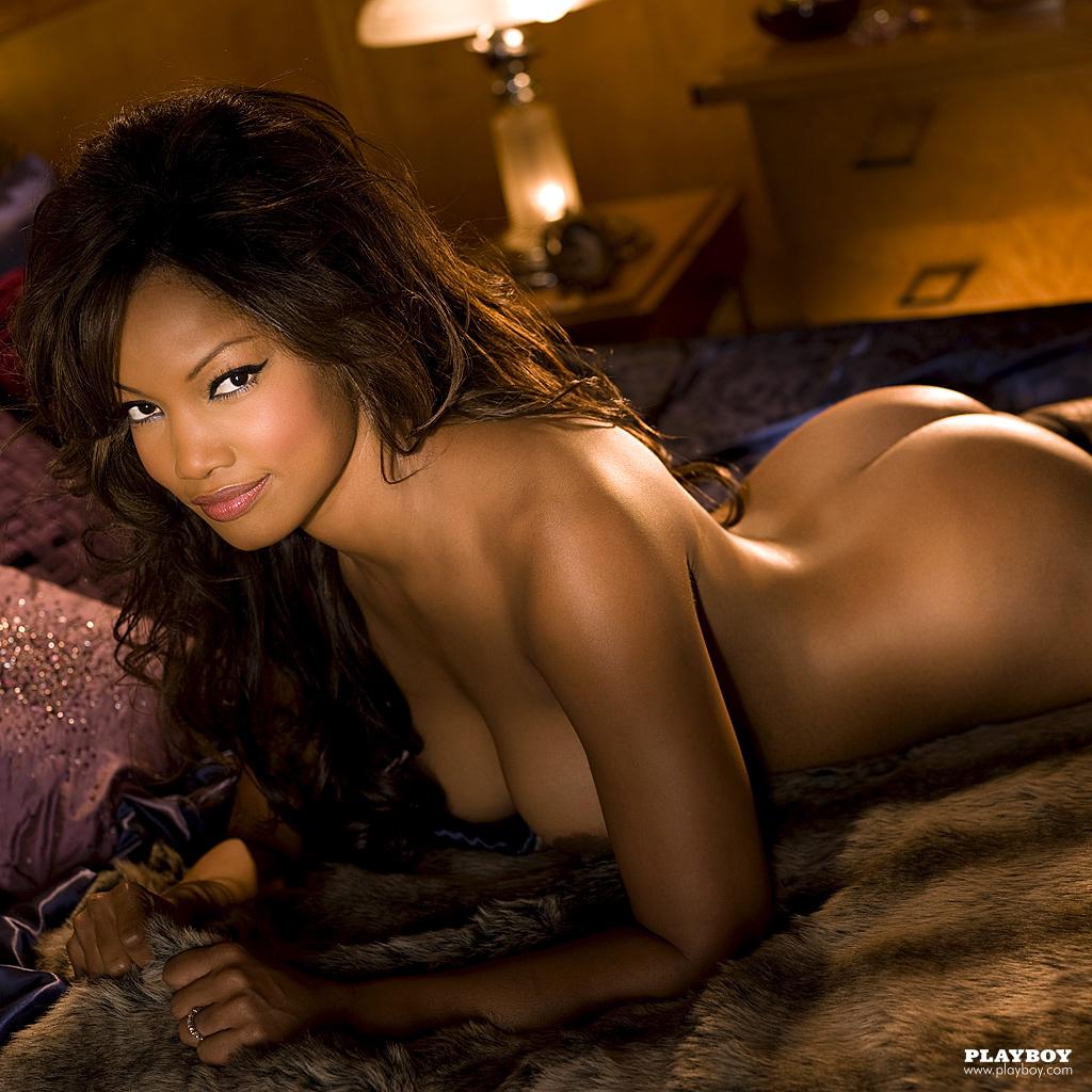 Garcelle Beauvais Nilon Playboy Plus (16)