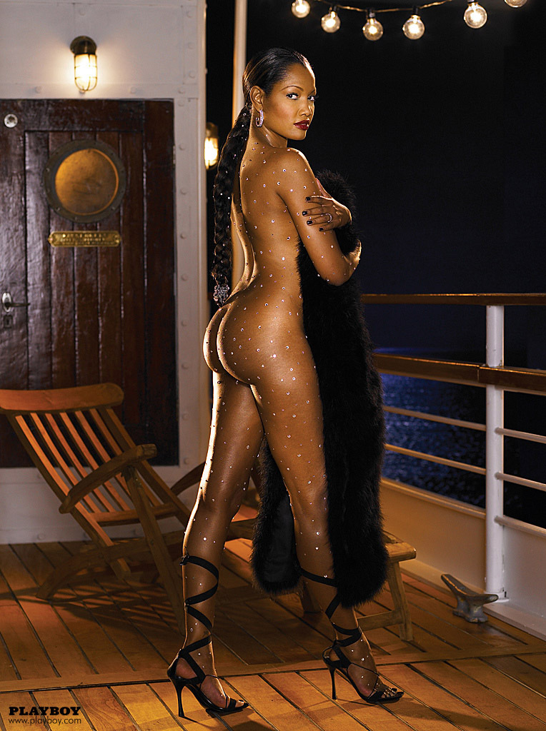 Garcelle Beauvais Nilon Playboy Plus (20)