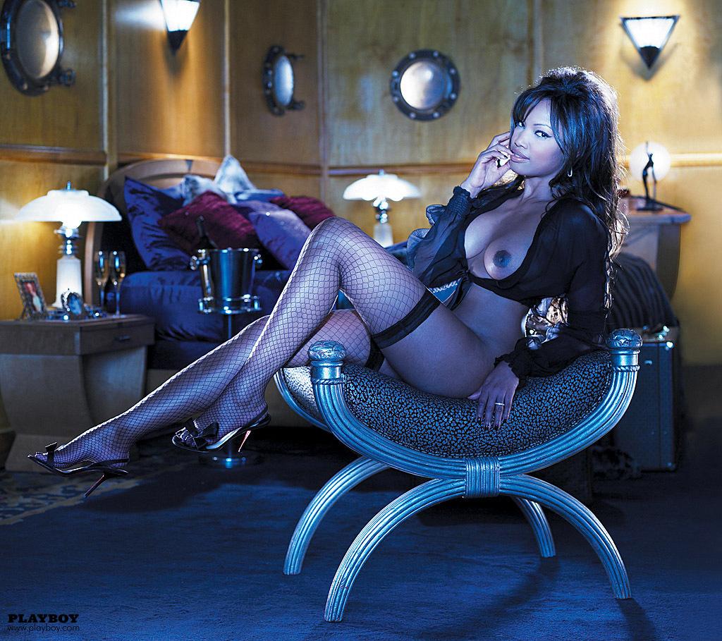 Garcelle Beauvais Nilon Playboy Plus (22)
