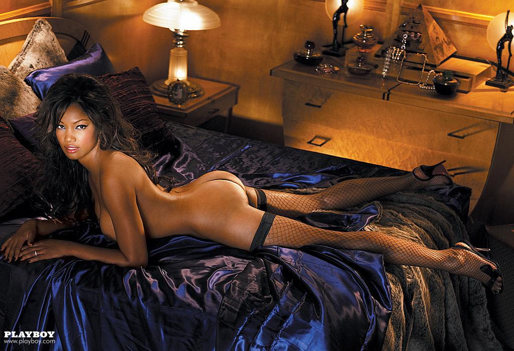 Garcelle Beauvais Nilon Playboy Plus (23)
