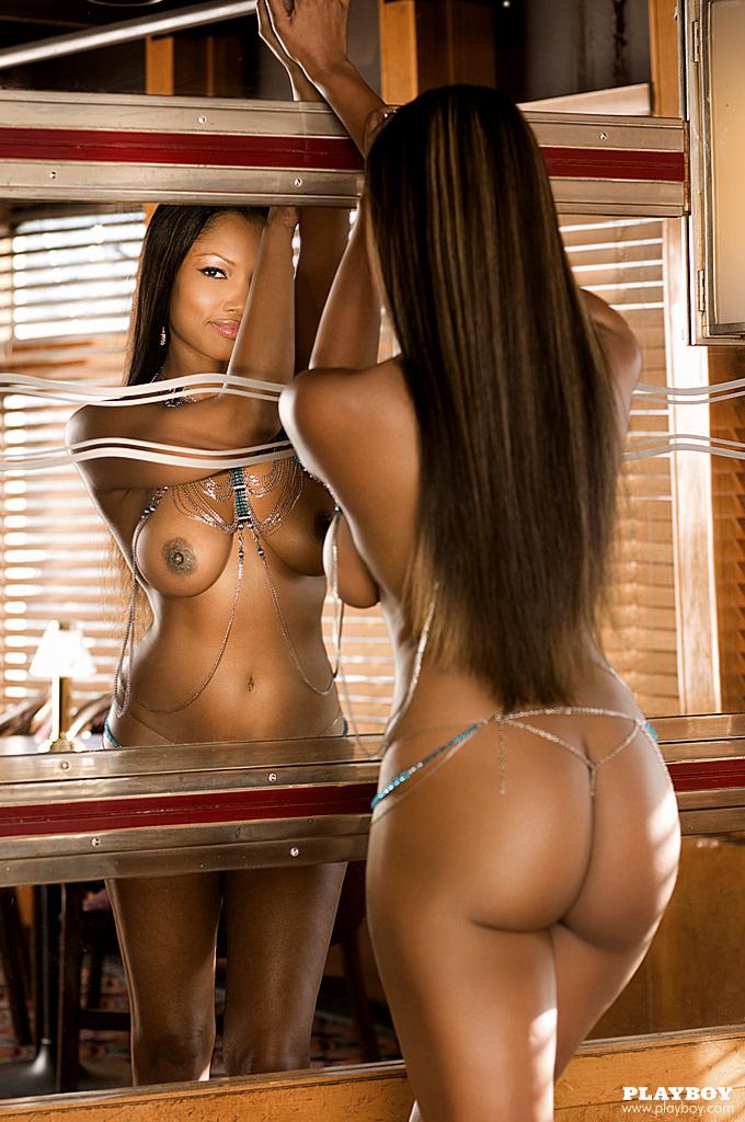 Garcelle Beauvais Nilon Playboy Plus (3)