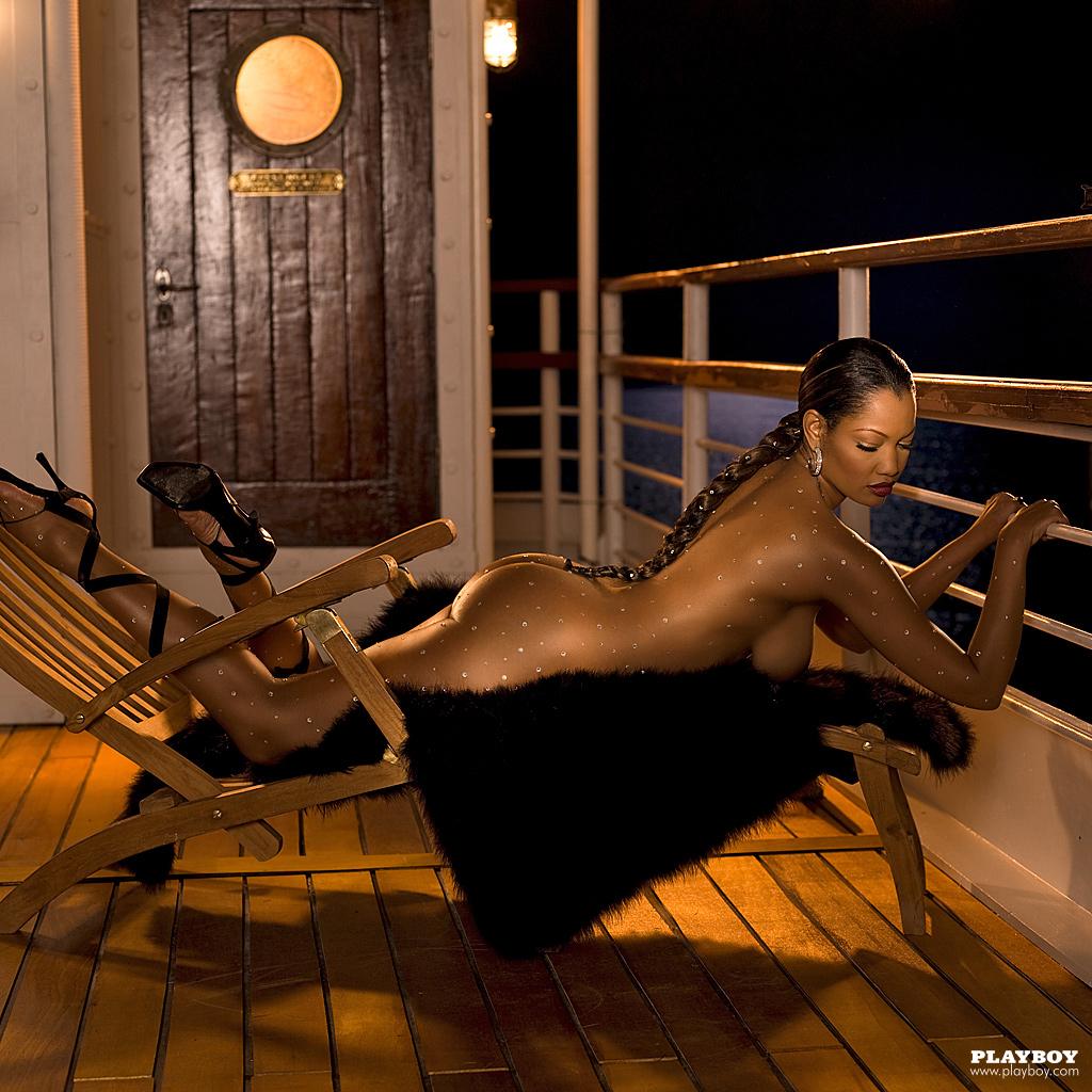 Garcelle Beauvais Nilon Playboy Plus (6)
