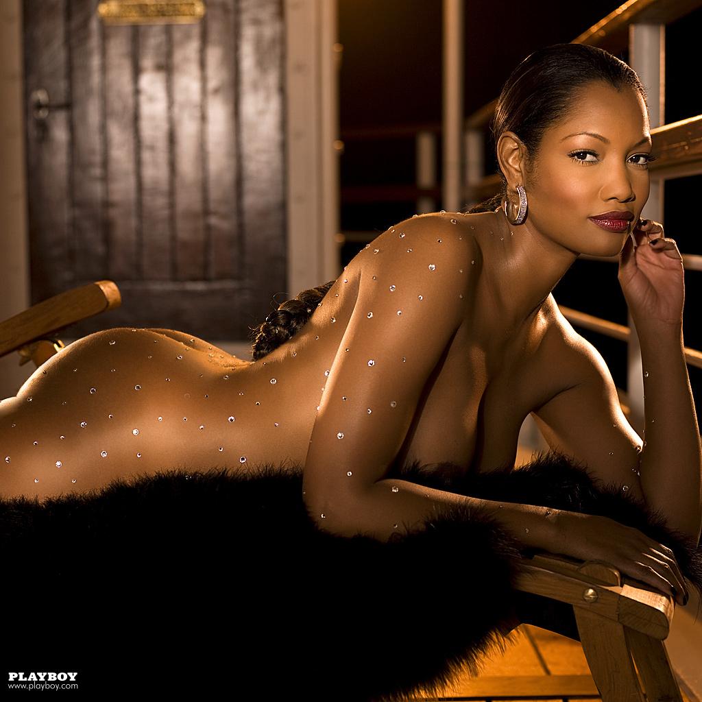 Garcelle Beauvais Nilon Playboy Plus (7)