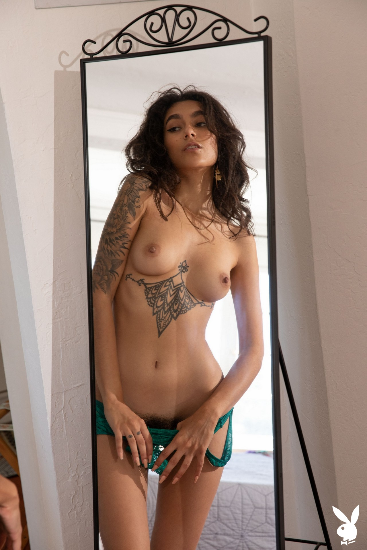 Hades In Genuine Attraction Playboy Plus (12)