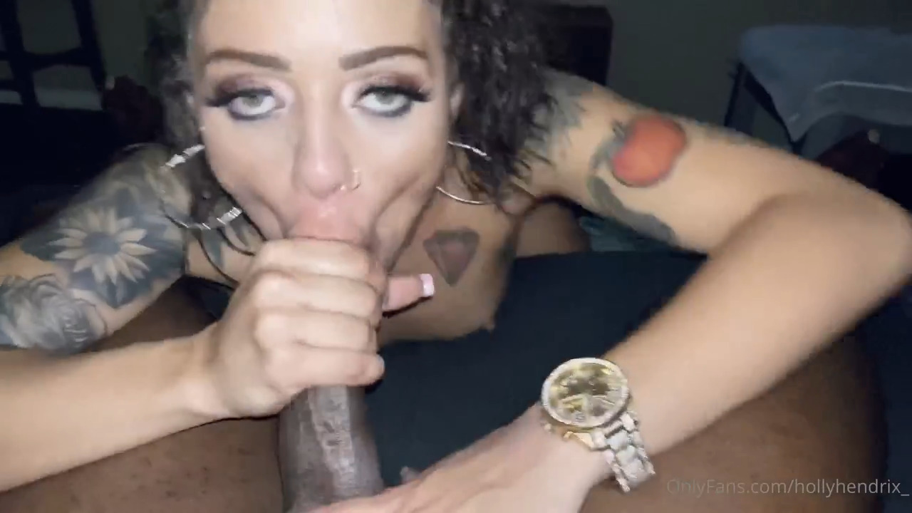 Holly Hendrix Nude Onlyfans Blowjob Porn Video Leaked