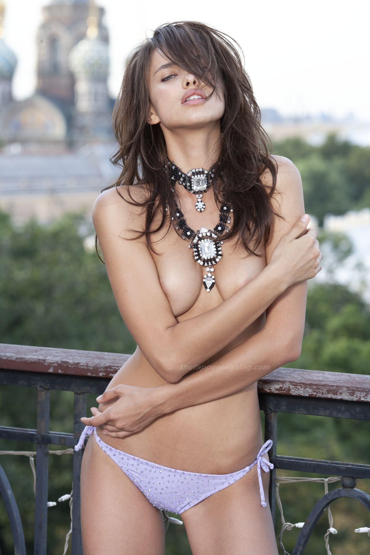 Irina Shayk Nude Leaked 0002