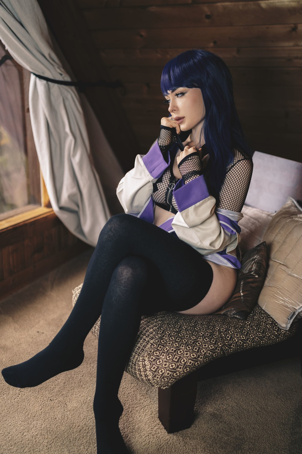 Jenna Lynn Meowri Hinata Hyūga 0007