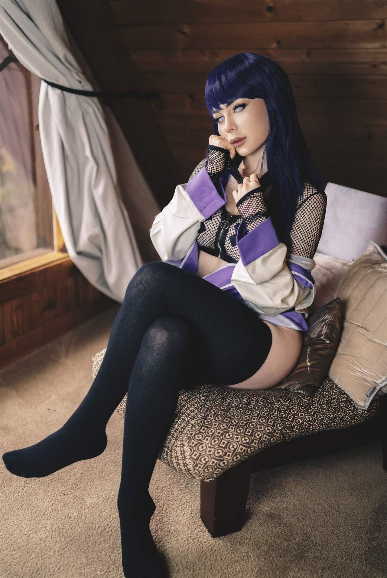Jenna Lynn Meowri Hinata Hyūga 0009