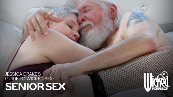 Jessica Drake's Guide To Wicked Sex Senior Sex