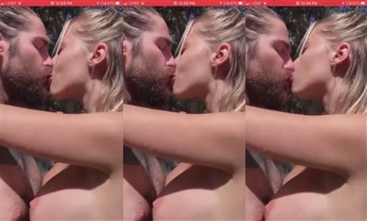Kaylen Ward Snapchat Nude Sextape Porn Video Leaked