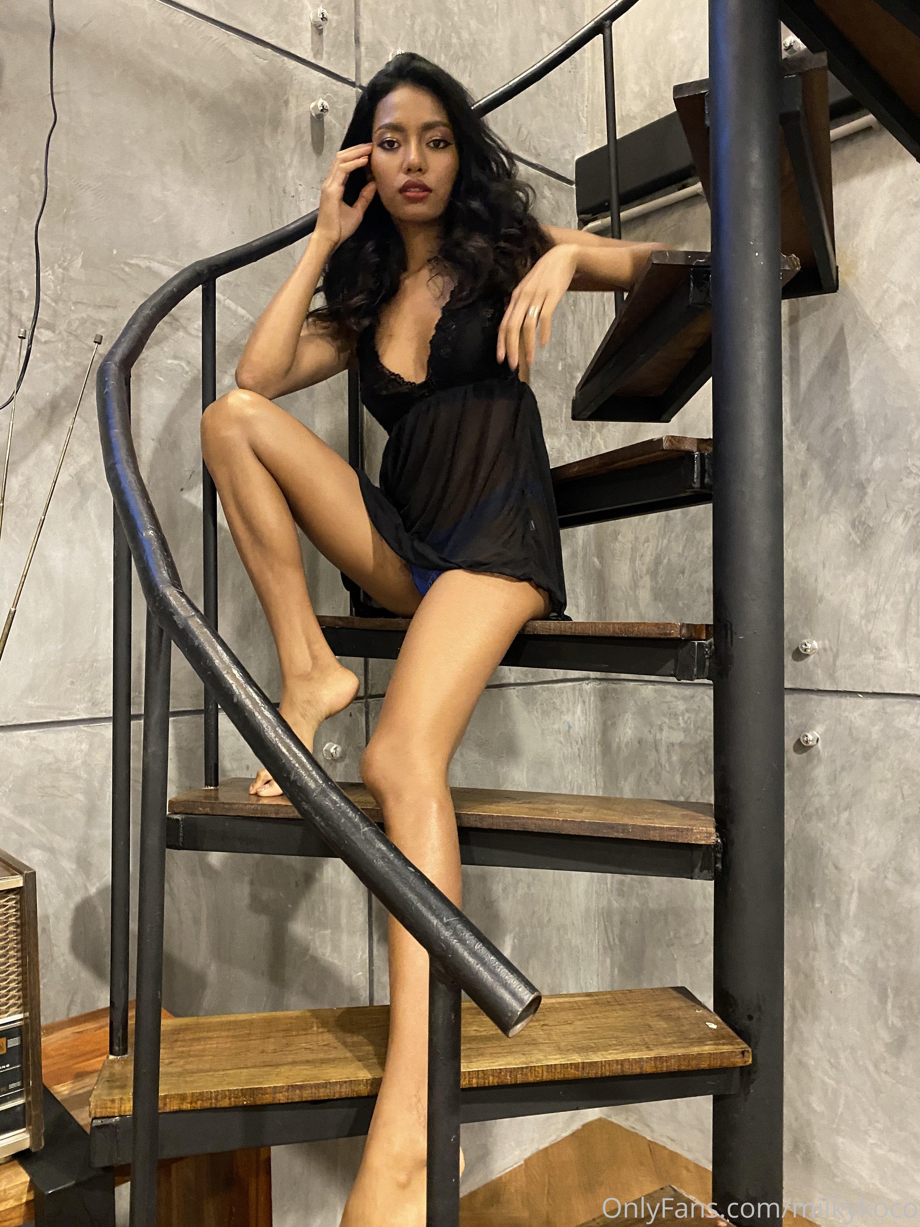 Koko Mylk Bangkok Model Leaked Onlyfans 0058