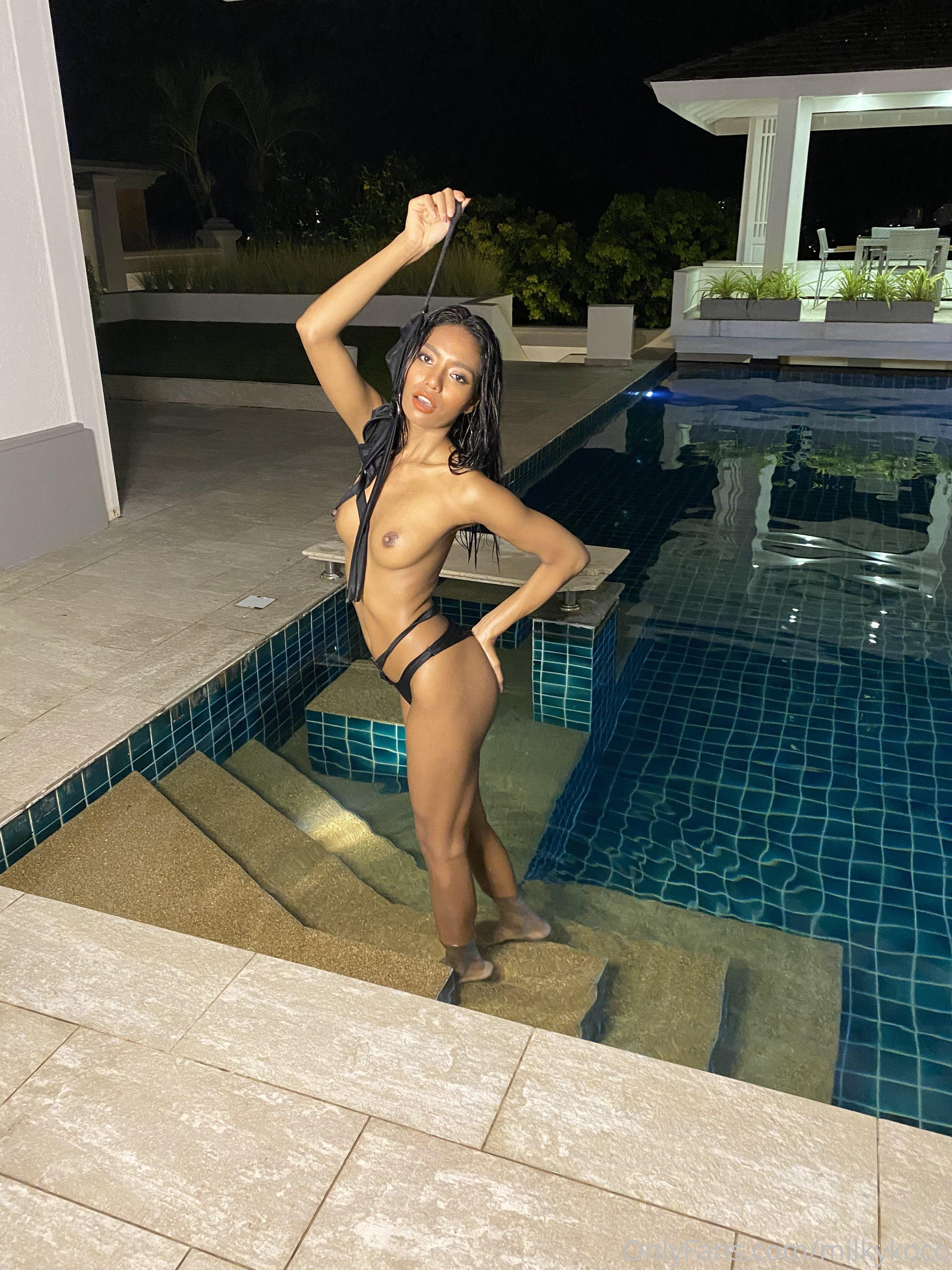 Koko Mylk Bangkok Model Leaked Onlyfans 0070