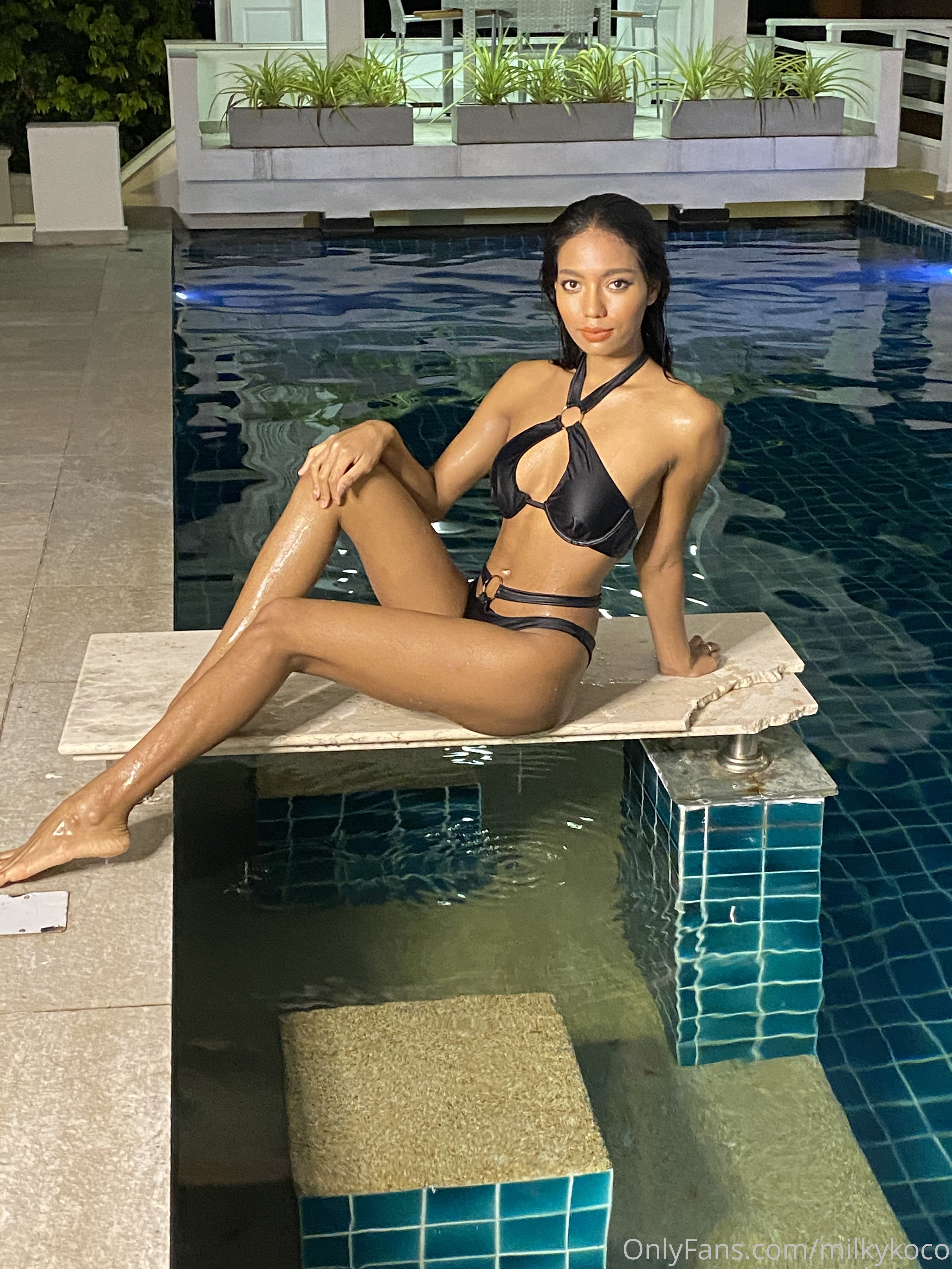 Koko Mylk Bangkok Model Leaked Onlyfans 0086
