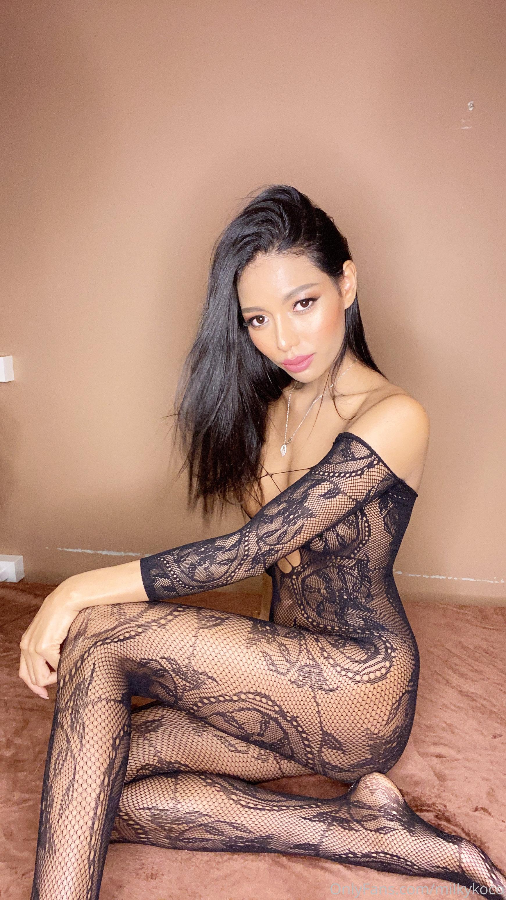 Koko Mylk Bangkok Model Leaked Onlyfans 0109