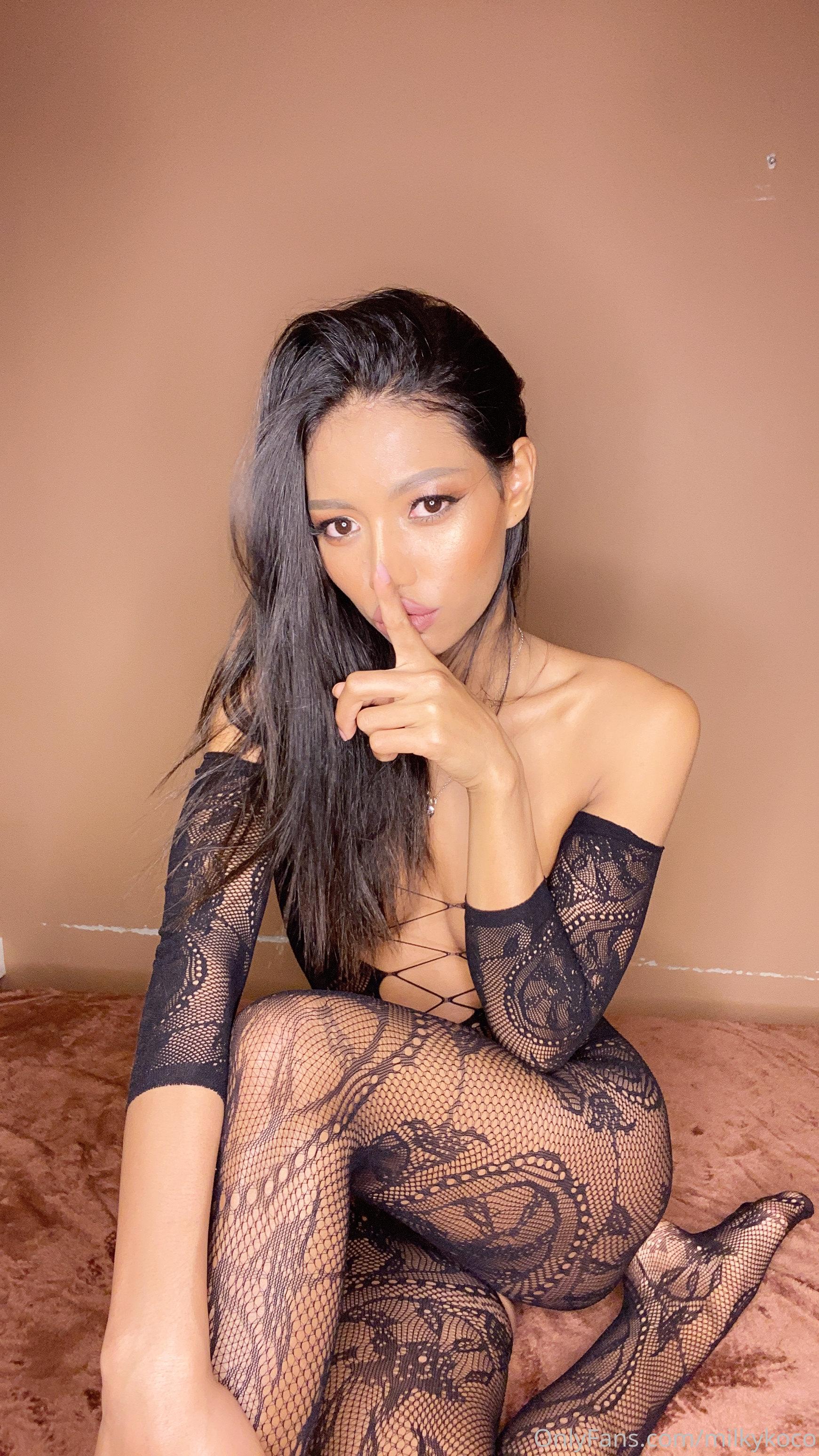 Koko Mylk Bangkok Model Leaked Onlyfans 0114