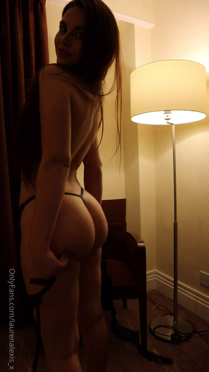 Lauren Alexis Sexy Onlyfans Leaked 0016