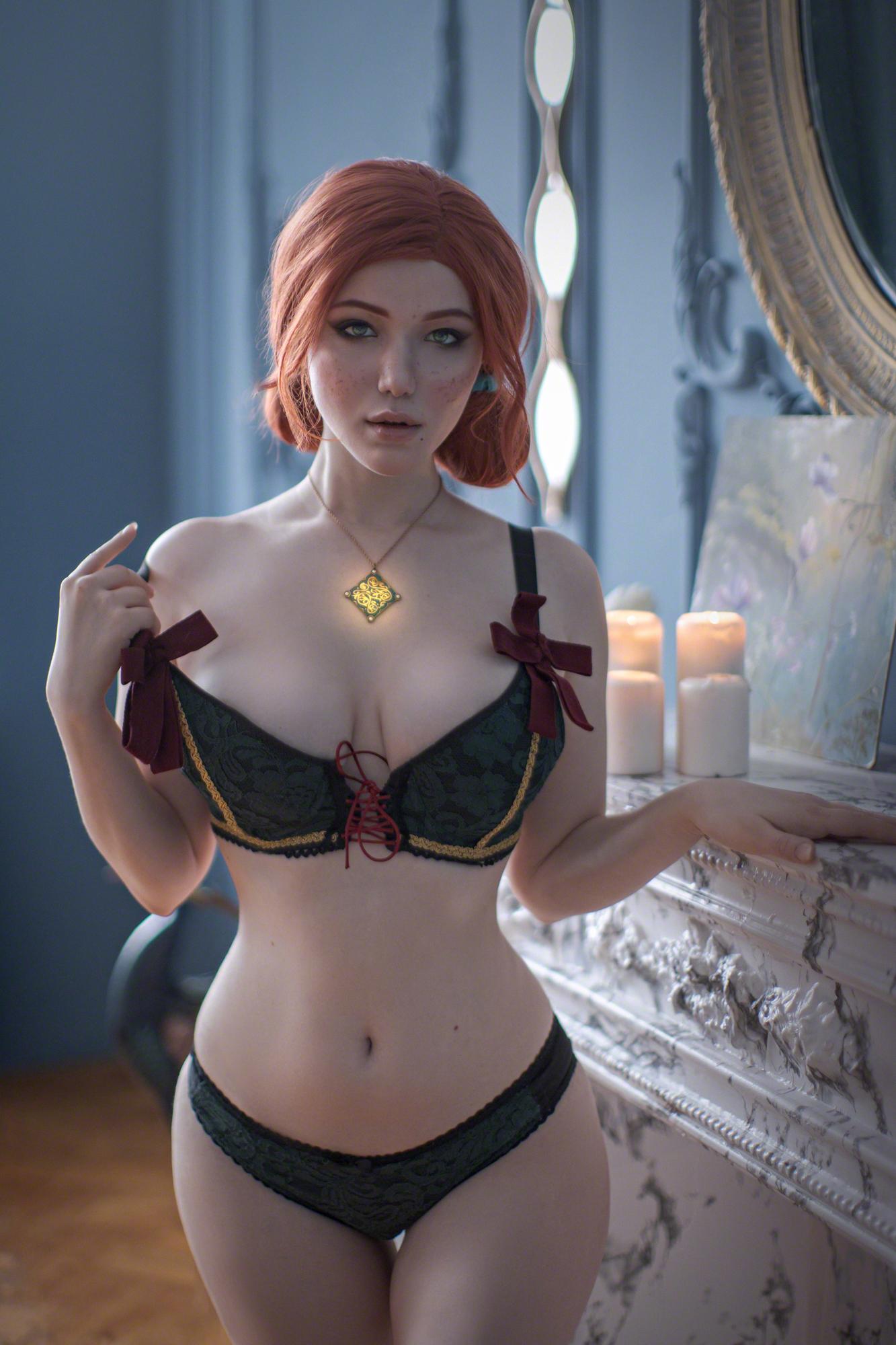 Leaked Nude Set From Lada Lyumos Patreon 0002