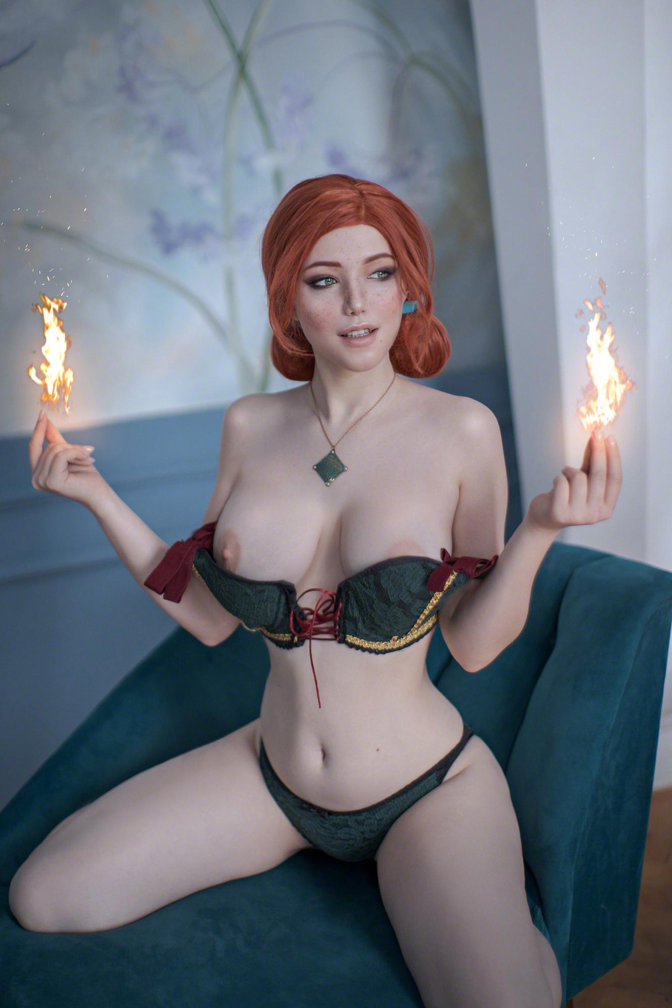 Leaked Nude Set From Lada Lyumos Patreon 0020