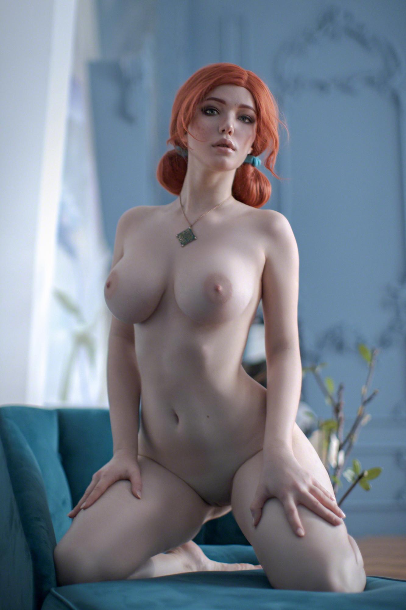 Leaked Nude Set From Lada Lyumos Patreon 0034