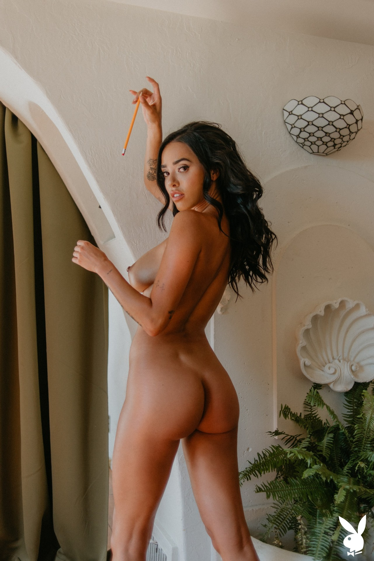 Lily Andrews In Love Letters Playboy Plus (23)