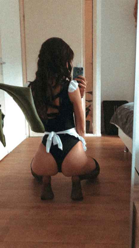 Luca Nude Onlyfans Maid Photos Leaked 0034