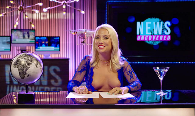 News Uncovered, Playboy Tv