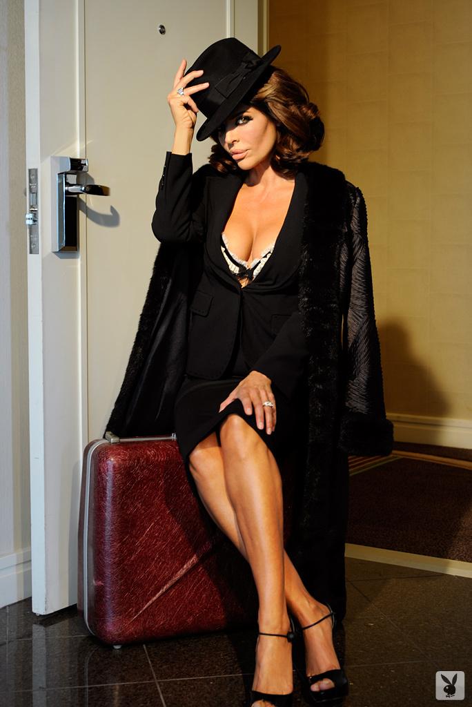 Sexy Tv Personality Lisa Rinna Nude On Playboy Plus! (3)