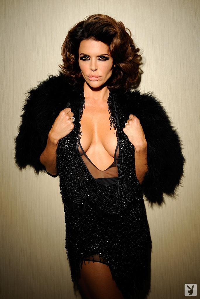 Sexy Tv Personality Lisa Rinna Nude On Playboy Plus! (7)