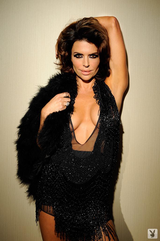 Sexy Tv Personality Lisa Rinna Nude On Playboy Plus! (8)