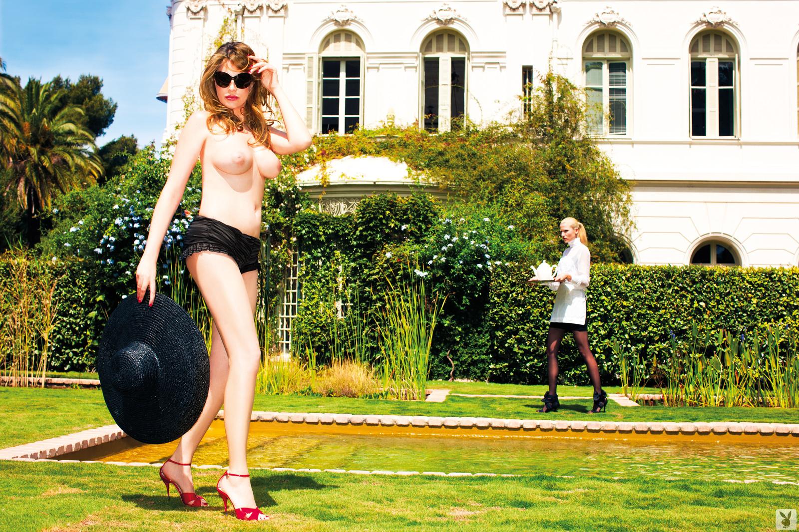Super Model Evelina Manna Playboy Plus (1)